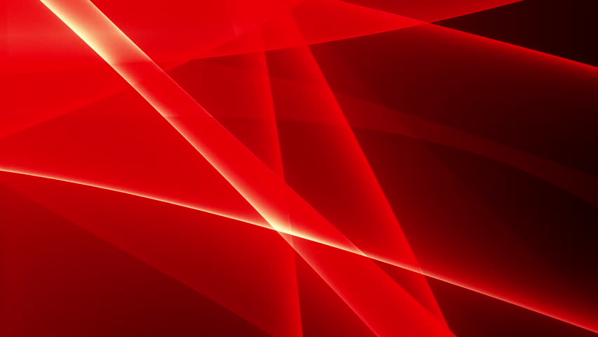 red laser beam on white background