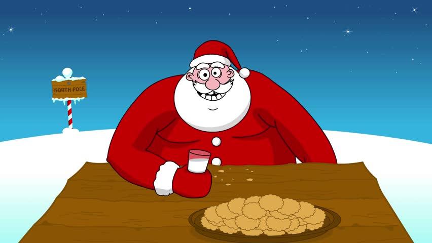Santa Is A Fat 24