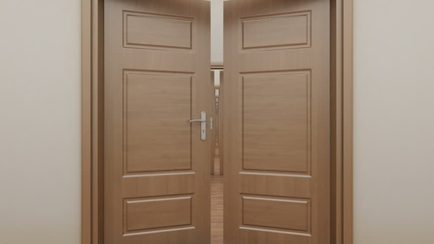 Enfilade definition meaning for Screen for door that opens out