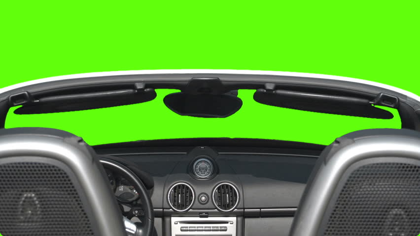 Two friend get in car, start the engine and go, right side man points left side | Shutterstock HD Video #6576434