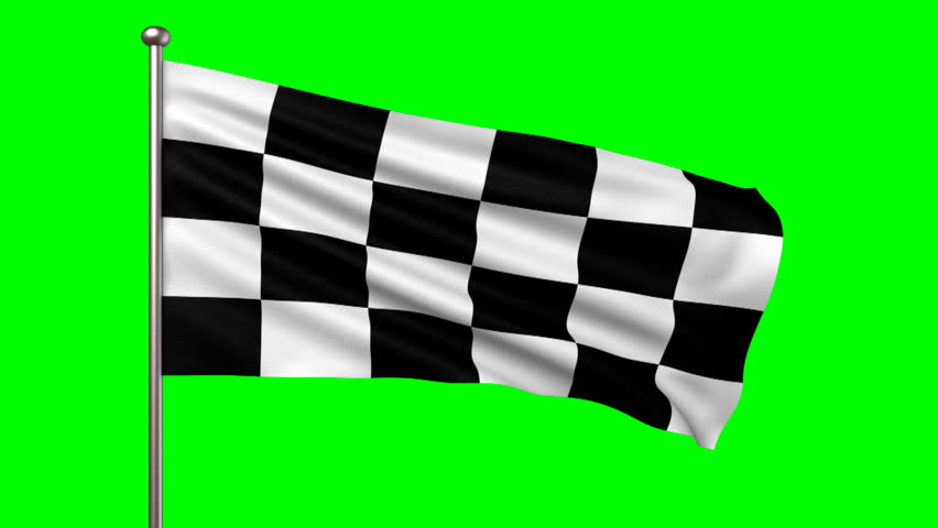 racing flag waving windperfect - photo #8