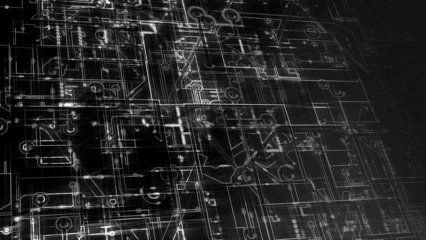 black circuit board wiring - photo #26