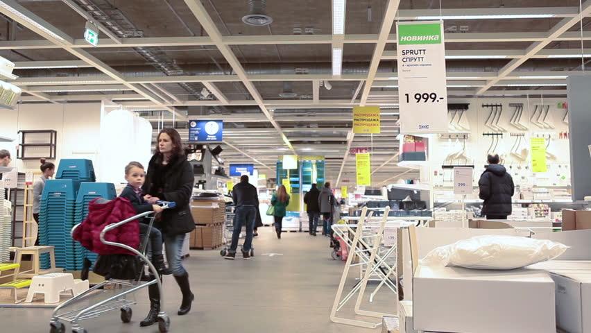 circa jan 2015 furniture exhibition is in ikea marketplace ikea