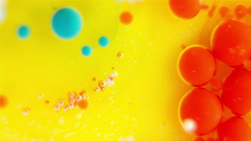 Ink Bubbles In Water | Shutterstock HD Video #9174059