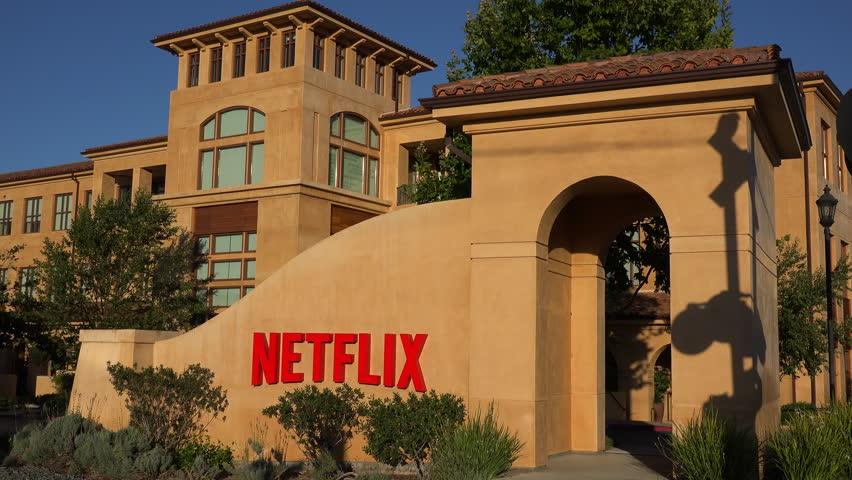 Netflix Hauptsitz