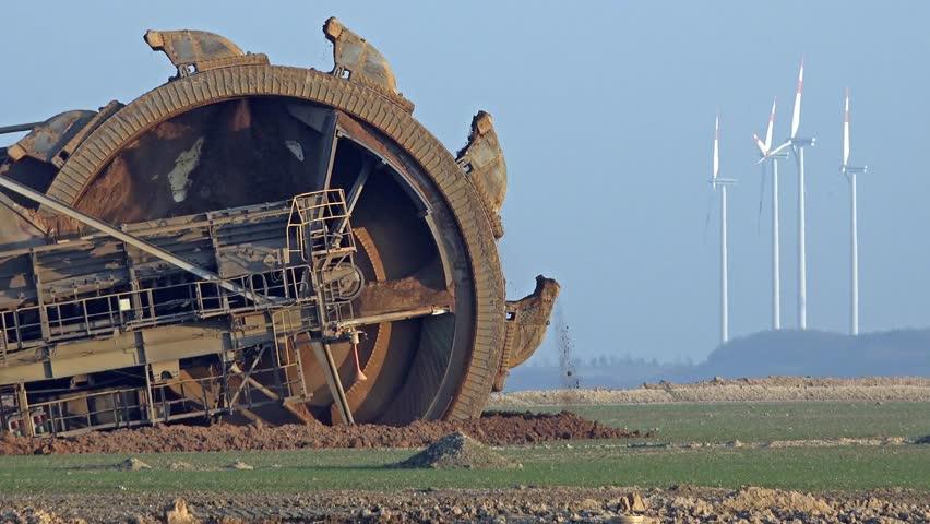 giant excavator - photo #31