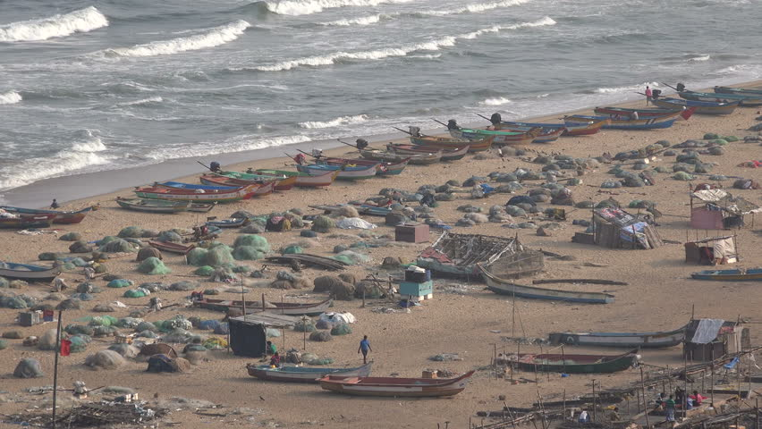 Bay Of Bengal Footage Stock Clips