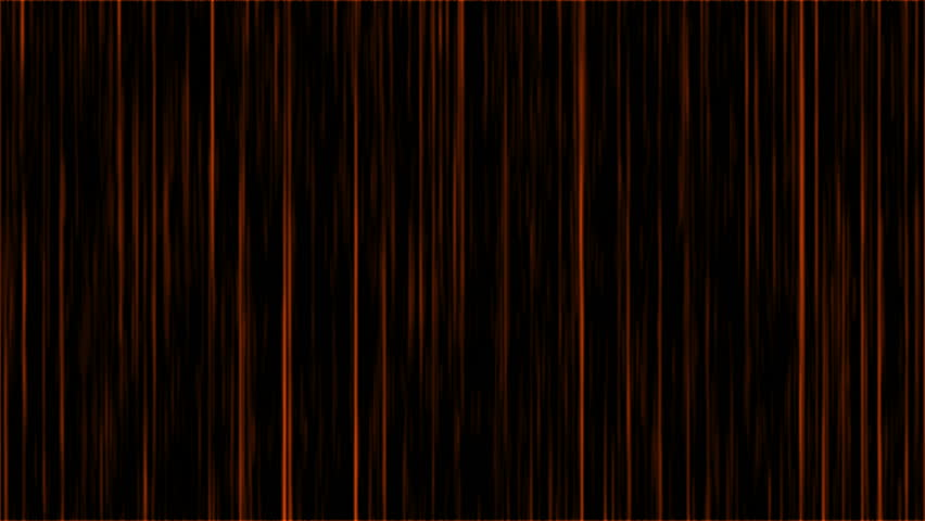 Abstract orange background strings glow 4K animation. High quality clip rendered on high end computer and graphics card.  - 4K stock footage clip
