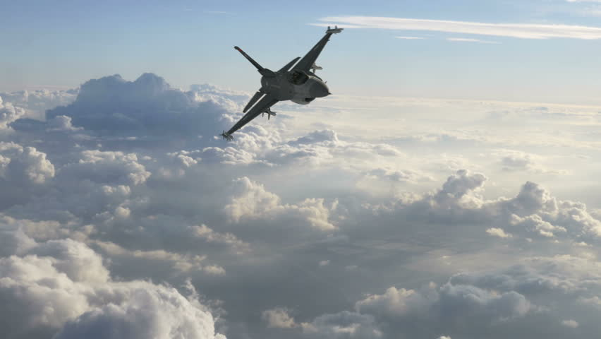 F-16 Fighter Extreme Close Pass High-quality VFX ready for your project.
