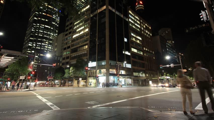 Date street in Sydney