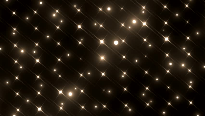 Floodlights disco background. Bright gold flood lights flashing. Light seamless background. Seamless loop. | Shutterstock HD Video #9686393