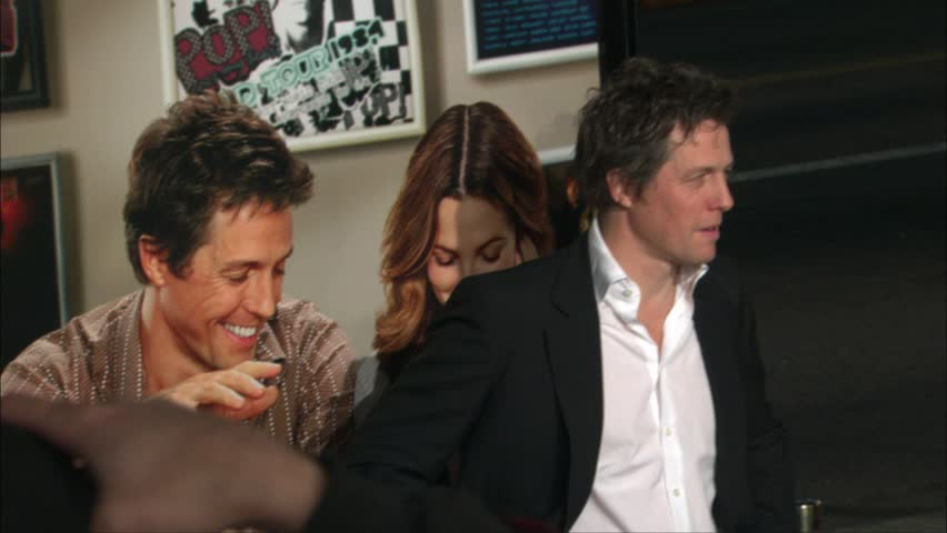 Hollywood, CA - February 07,2007: Hugh Grant at Music and Lyrics Premiere, Graumans Chinese Theatre