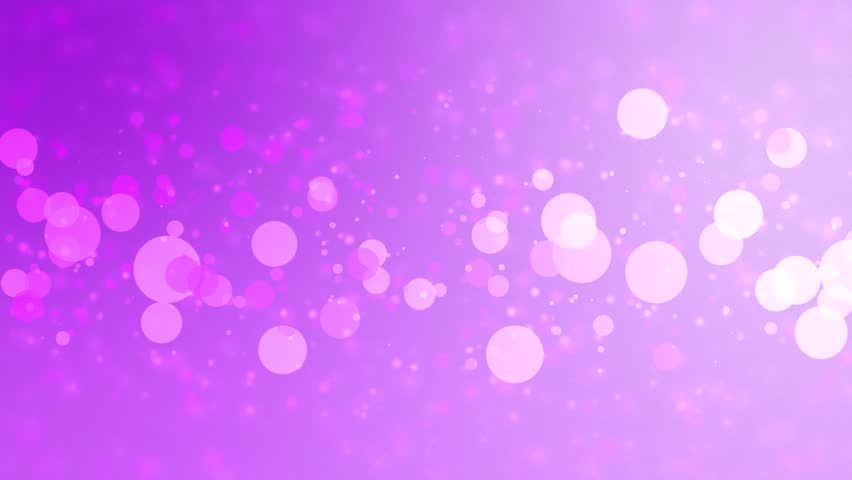 beautiful abstract stars and bokeh in pink violet